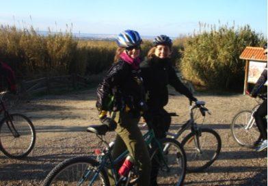 Clara Casado Coterillo, nos cuenta su experiencia con la bici…
