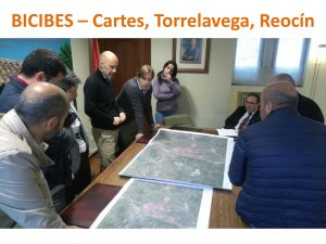 RED de VÍAS CICLABES-3 Ayuntamientos