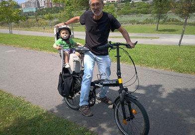 Rafa Casuso, nos cuenta su experiencia con la bici…