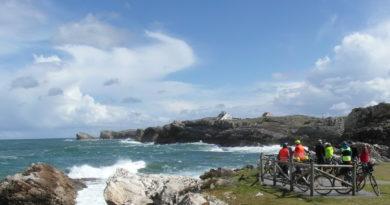 Ciclo-ruta por la Costa Quebrada
