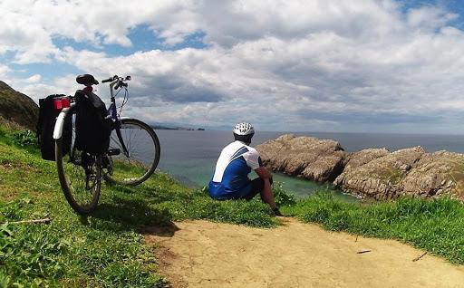 Ciclo ruta por la Costa Quebrada