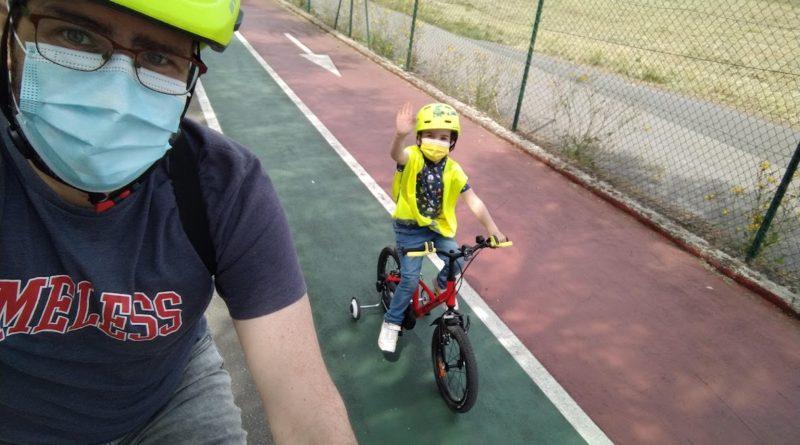 Federico Barrera, nos cuenta su experiencia con la bici