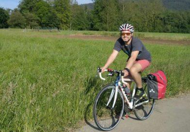 Sergio Peña, nos cuenta su experiencia con la bici…